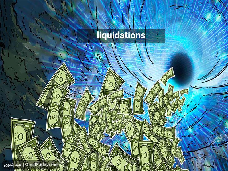 لیکویید شدن یا liquidations چیست و چرا بسیار مهم هست؟