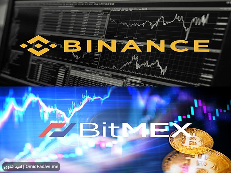 آموزش استفاده از سیگنال بایننس Binance و سیگنال Bitmex + نکات مهم آموزشی