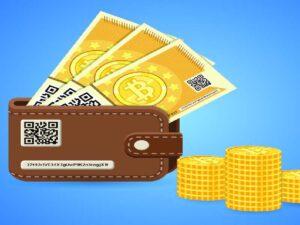 کیف پول کاغذی بیت کوین