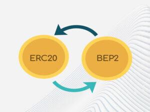 تفاوت BEP2 و ERC20