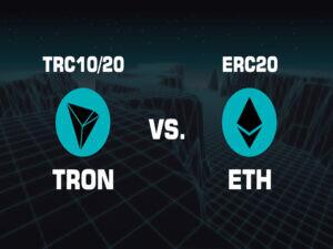تفاوت TRC20 با ERC20 چیست
