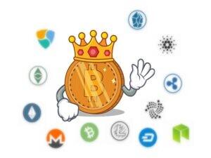 دامیننس بیت کوین Bitcoin dominance