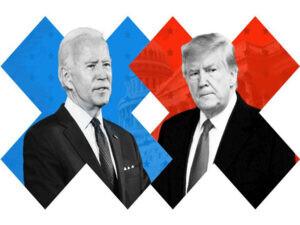 تاثیر انتخاب ترامپ یا بایدن در اقتصاد ایران و ارزهای دیجیتال