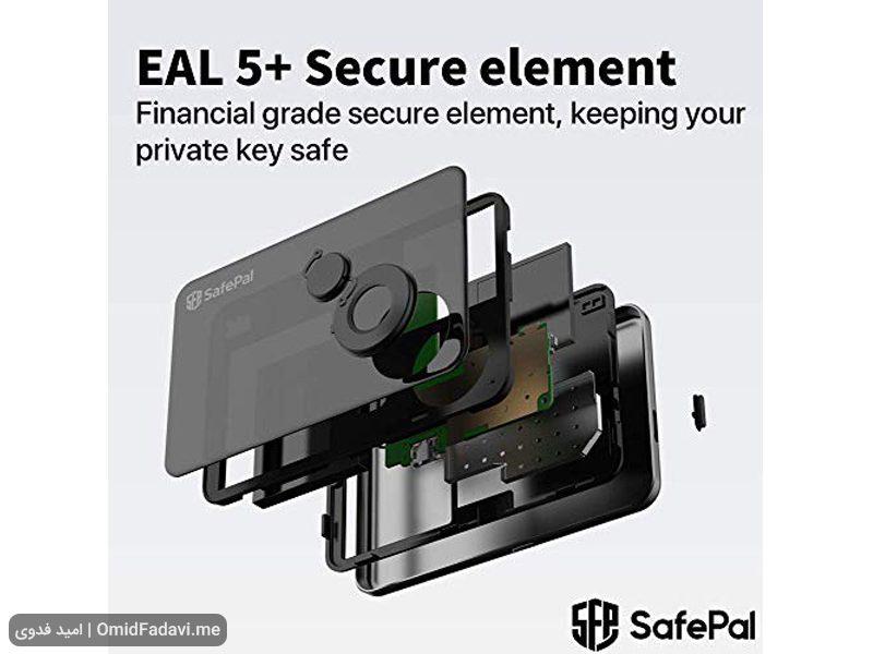 آموزش کیف پول safepal